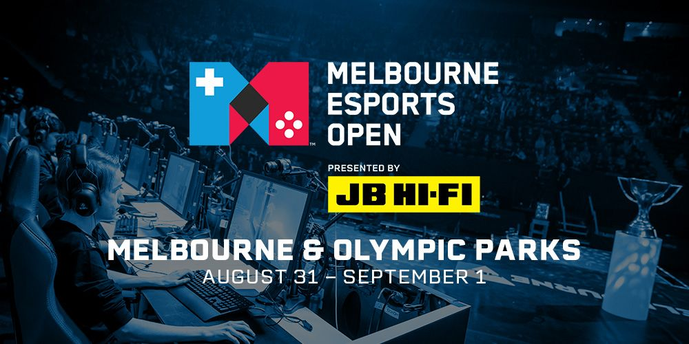 Get 50% off tickets to the Melbourne Esports Open