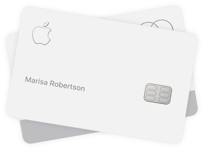Apple advise against letting their new Apple Card touch leather or denim