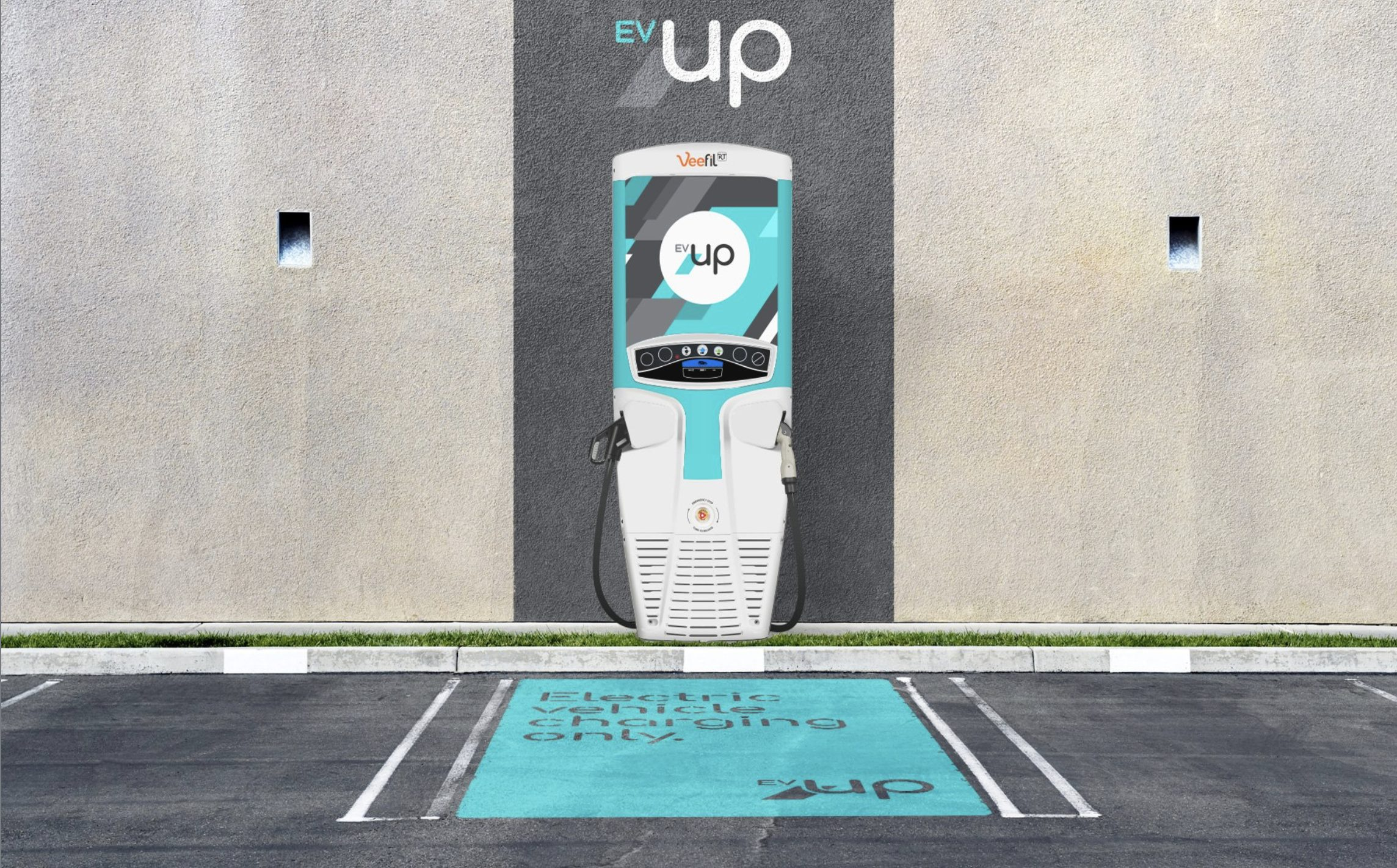 EV Up car charger