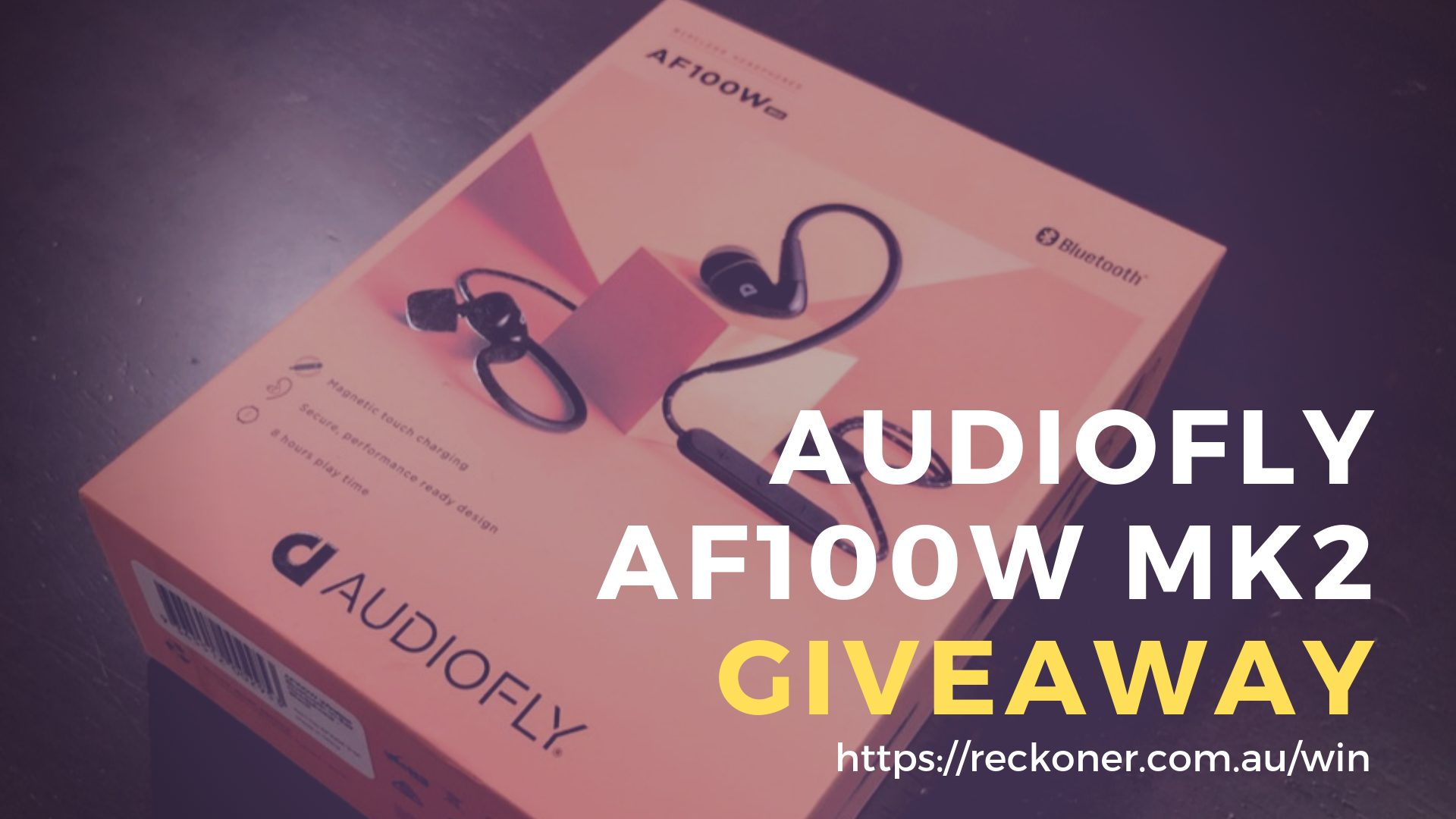 ENDED: Win a pair of Audiofly AF100W Mk2 headphones!