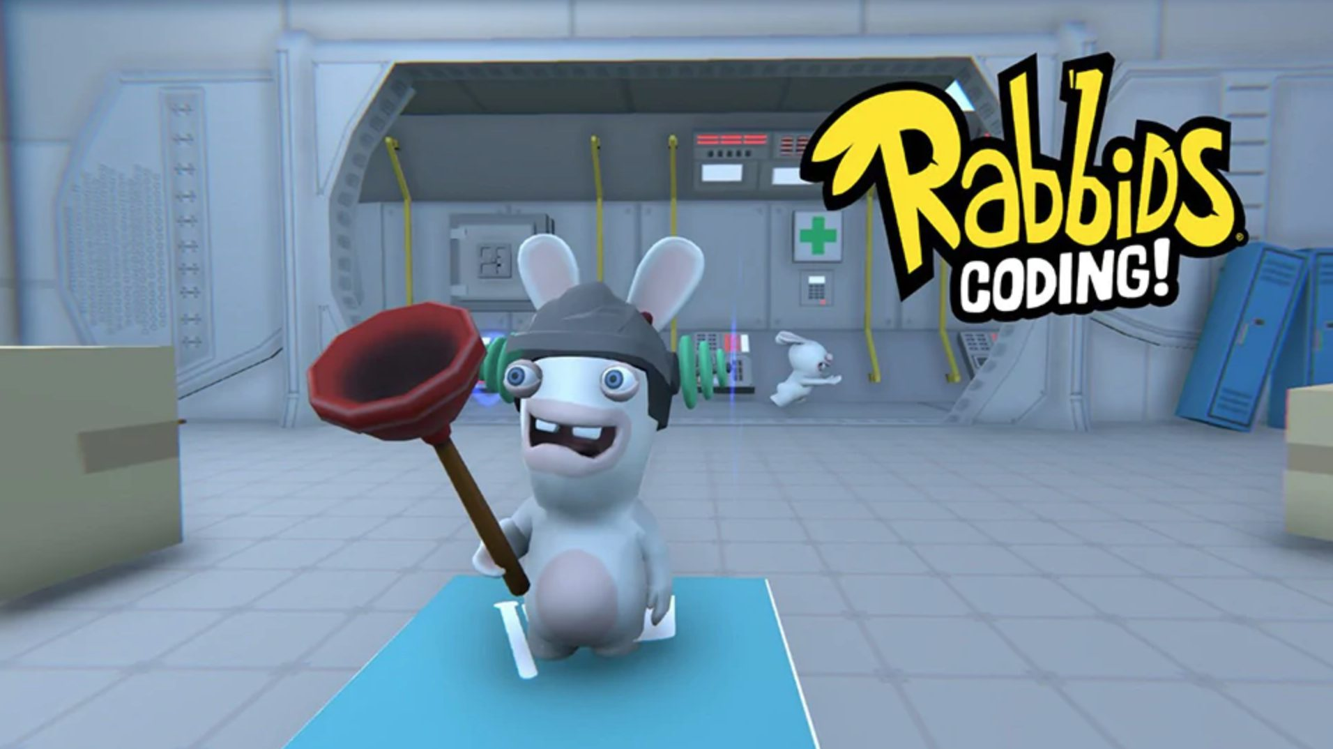 'Rabbids Coding' – A free game that teaches programming basics
