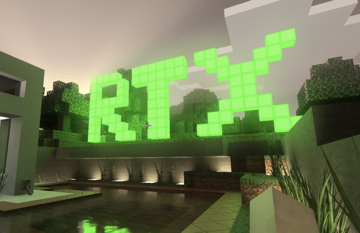 PAX Notes: Is Minecraft NVIDIA's RTX silver bullet?