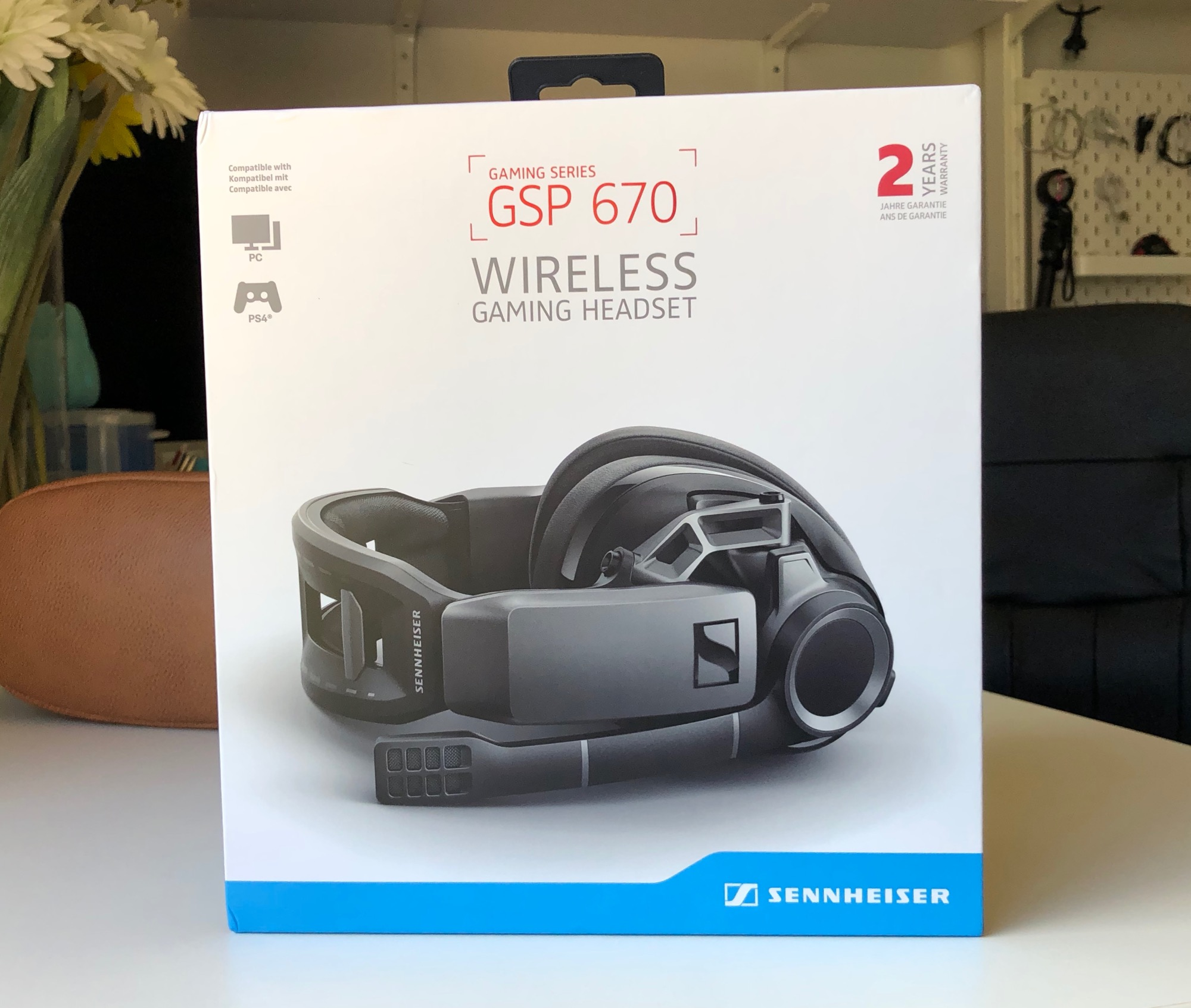 Review: Sennheiser GSP 670 Wireless Gaming Headset