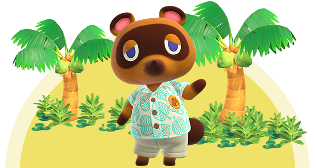 "Free update ""Animal Crossing: New Horizons"" arrives July 3rd"