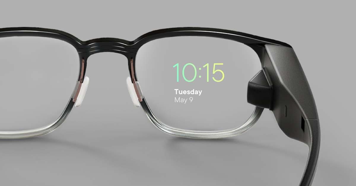 Google acquires smart glasses manufacturer North